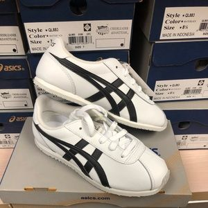 old school asics cheer shoes off 63